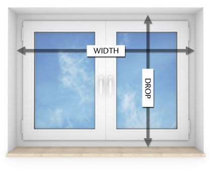 Measuring Guide Blinds Amp Curtains Mtc The London